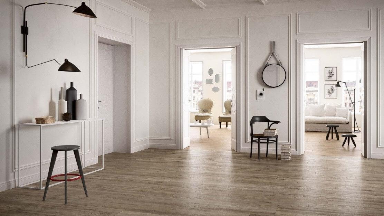 Houtlooktegels! of toch liever een originele houten vloer
