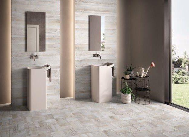 Tegels Houtlook Badkamer : Meer dan 200 verschillende houtlook tegels keramisch parket lingen