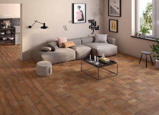 Meer dan verschillende houtlook tegels keramisch parket