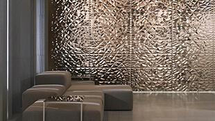 Bijzondere Tegels Badkamer : D tegels creëer de mooiste accenten