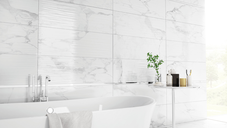 marmerlook tegels badkamer