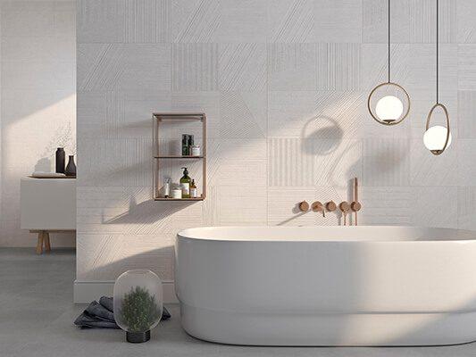 badkamerrtegels wit
